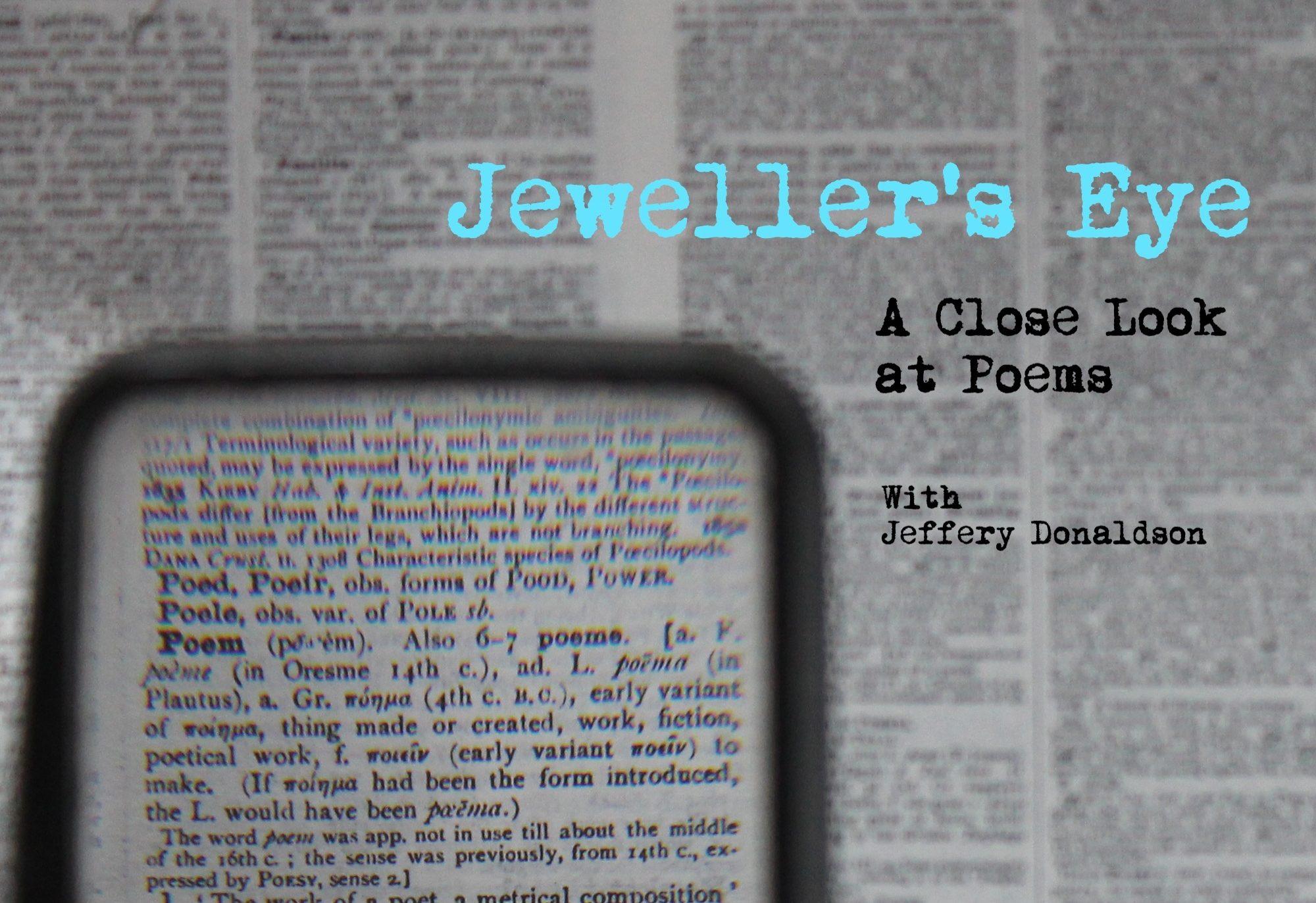 Jeweller's Eye